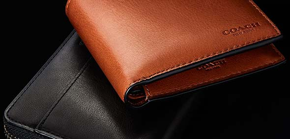 レザー財布