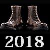 ブーツ2018