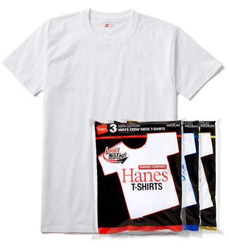 HANESTシャツ2