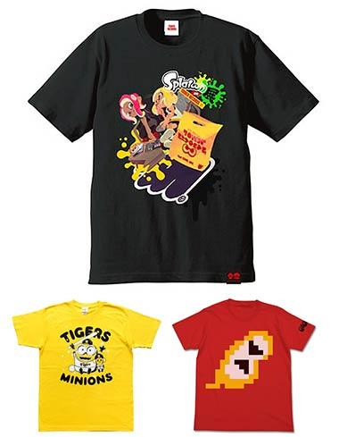 タワーレコードTシャツ2