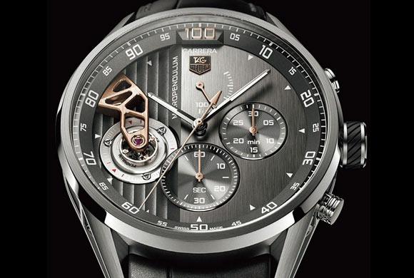 コンプリケーション腕時計