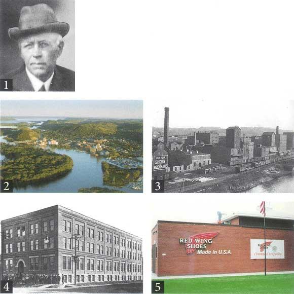 レッドウイング歴史