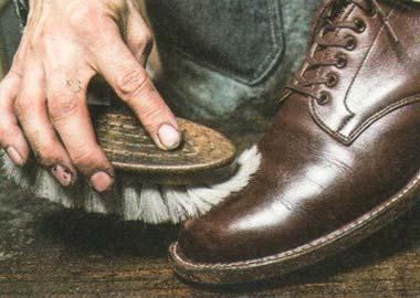 革靴 ケア