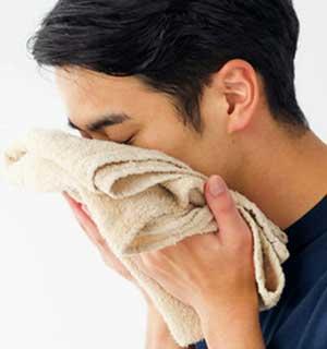 男性 洗顔の仕方7