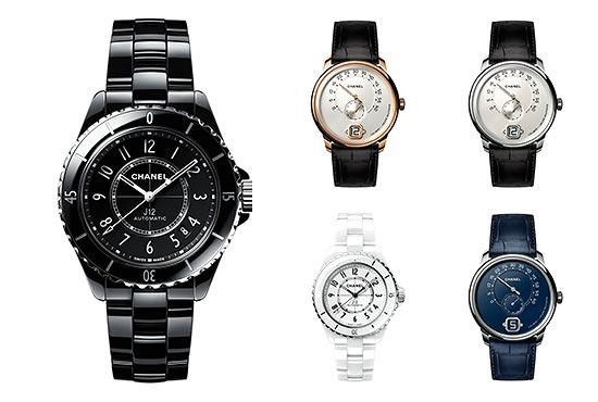 シャネル 腕時計