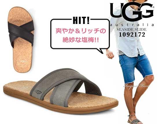 UGG シーサイド スライド