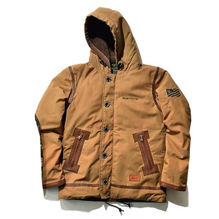 MILLERAIN HOODED JACKET