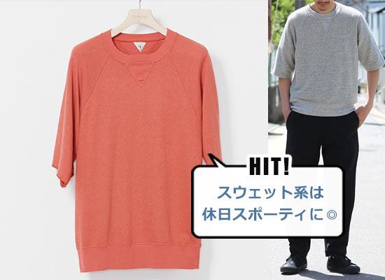 フィルメランジェ Tシャツ2