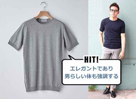 ジョンスメドレー Tシャツ