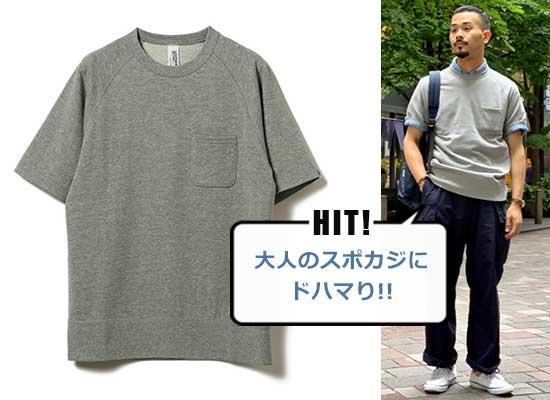 ループウィラー Tシャツ2
