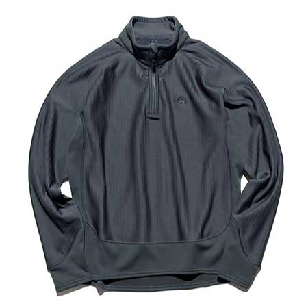 Fleece Zip Job Shirt