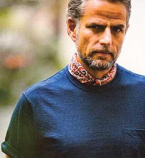 Tシャツ スカーフ