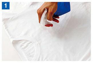 Tシャツ 手洗い