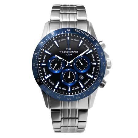 クロックハウス腕時計2