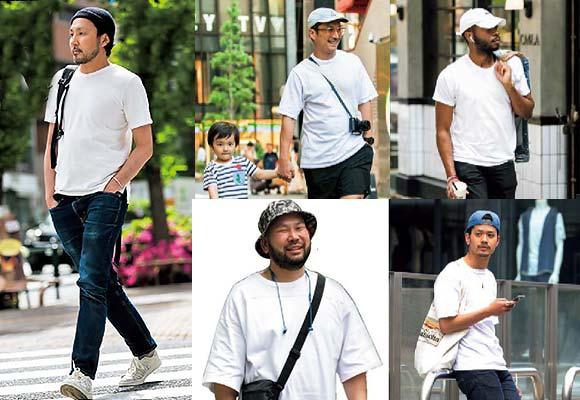 Tシャツ 帽子