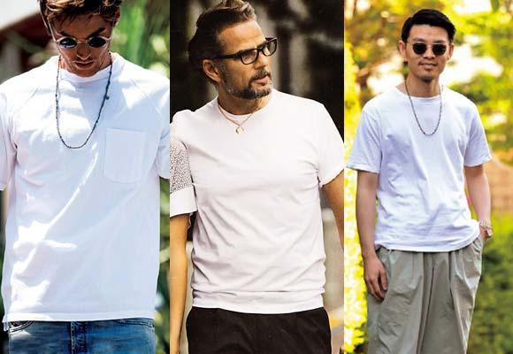 Tシャツ ネックレス