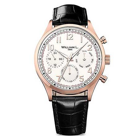ウィリアムエル 腕時計2