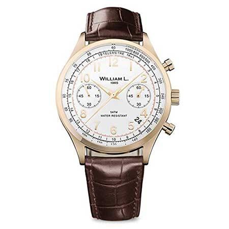 ウィリアムエル 腕時計