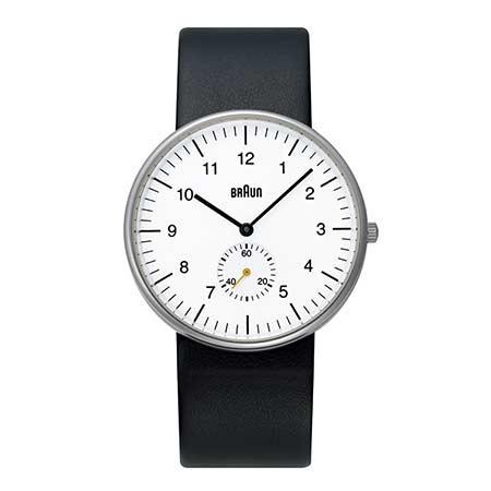 ブラウン腕時計2