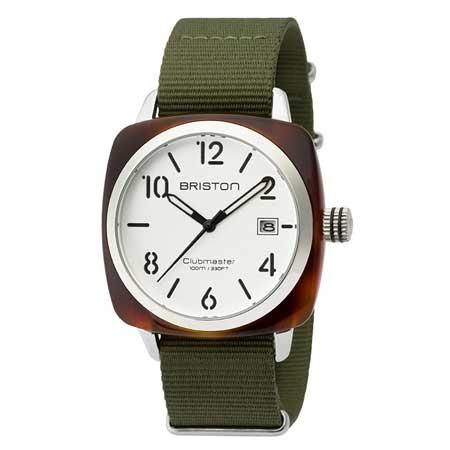 ブリストン腕時計