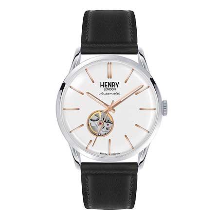 ヘンリーロンドン腕時計2