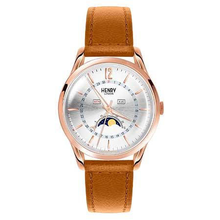 ヘンリーロンドン腕時計3
