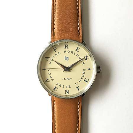 リップ腕時計2