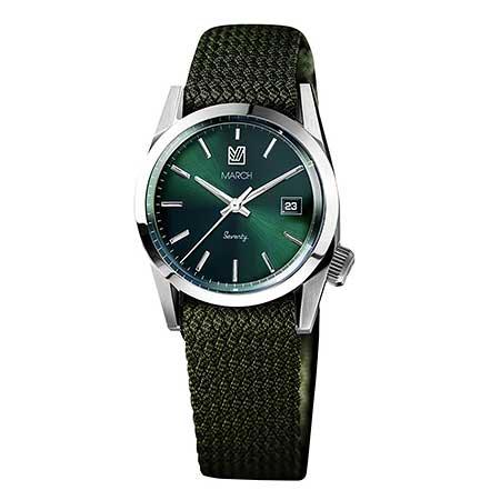 マーチエーエルビー腕時計2
