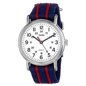 ナイロンベルト腕時計