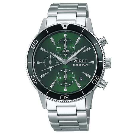 ワイヤード腕時計3