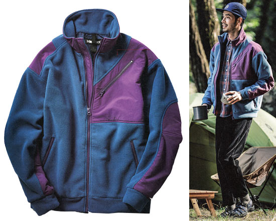 1990 フリースジャケット