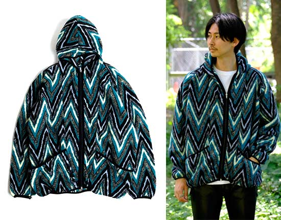 NATIVE V-STAND JACKET