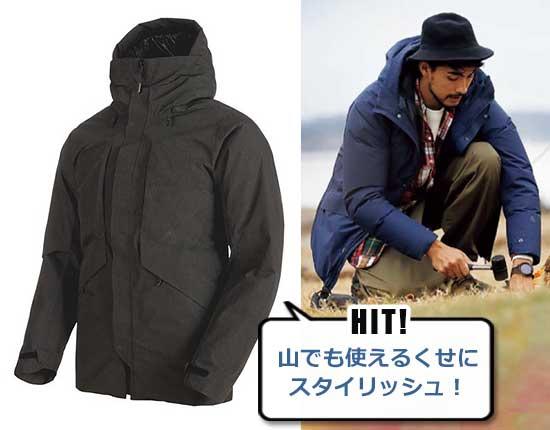 マムート Seon HS Thermo Hooded Coat