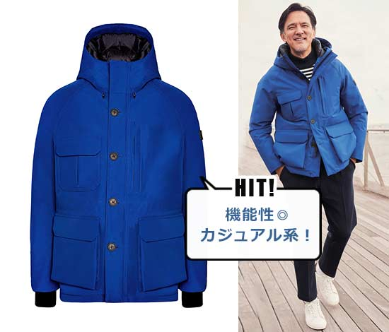 ウールリッチ STORM MOUNTAIN JKT