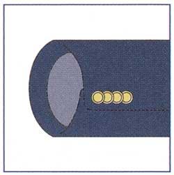 キッシングボタン