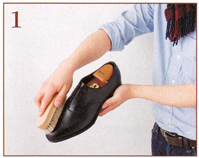 紳士靴 手入れ