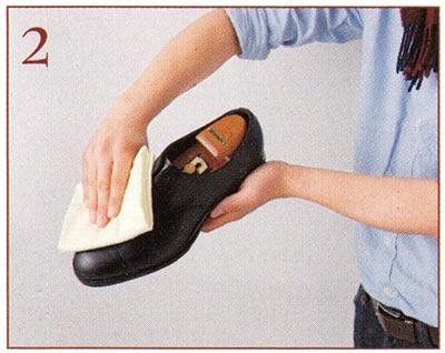 本革靴 手入れ