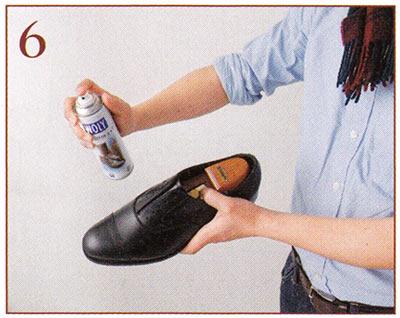 本革靴 メンテナンス