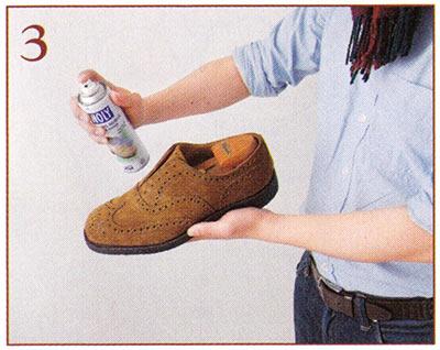 スエード靴 手入れ