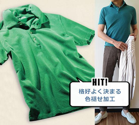 アルテア ポロシャツ2