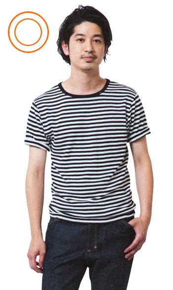 低身長 Tシャツ