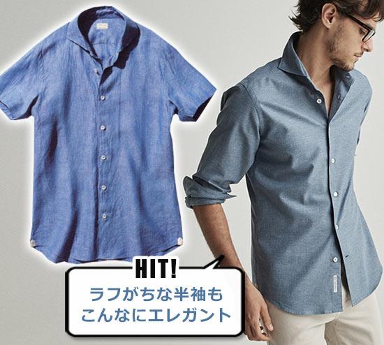 アングレー シャツ2