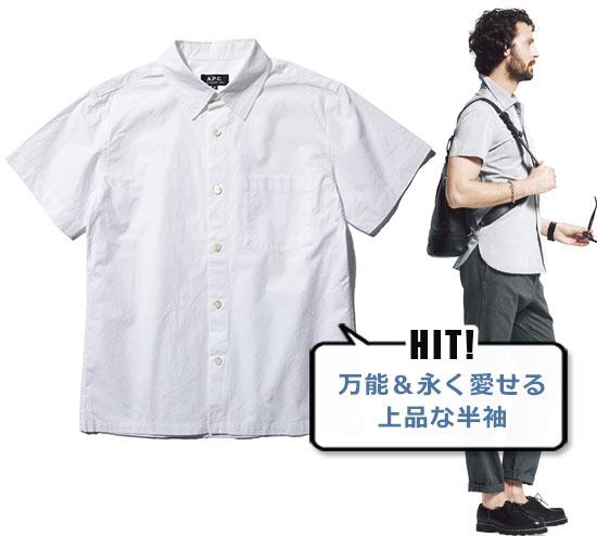 アーペーセー シャツ2