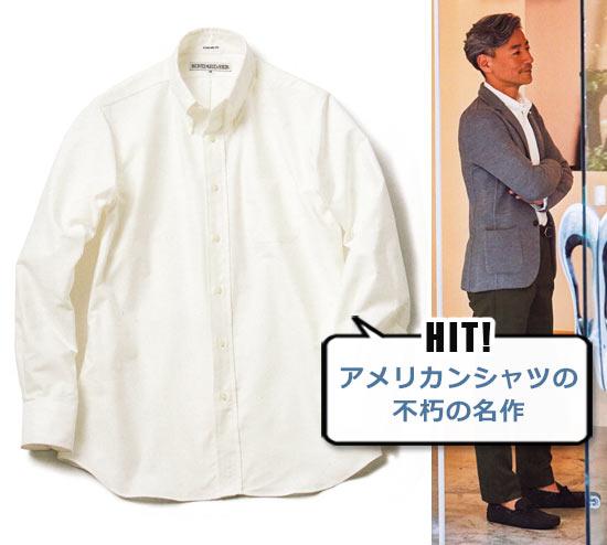 インディビジュアライズドシャツ