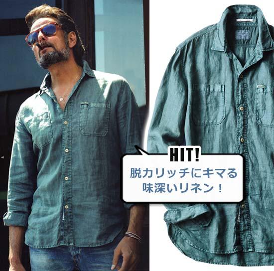 リプレイ シャツ2